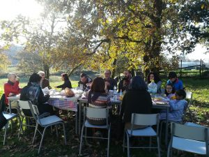 Retiro sobre o propósito @ Quinta do Bairro, Canelas